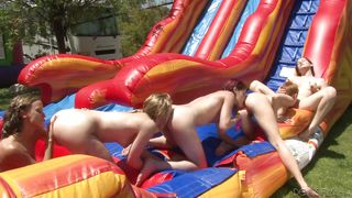 One Day On The Water Slides  The Seduction Of Jayme Langford