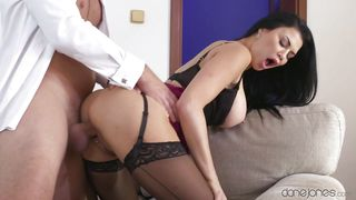 Jasmine Jae Getting Horny With Her Lover