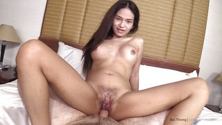 Ladyboy Bai Has A New Pussy For Me To Fuck