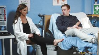 Experienced Doctor Surprised By The Huge Size Of His Dick