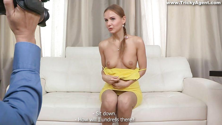 Tricky Agent Porn