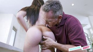 Two Dad's Swap Hot Daughters