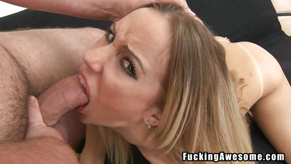Teen choke on cock — pic 15