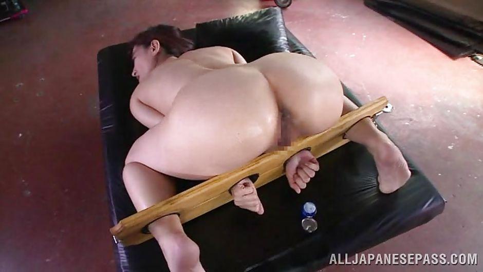 Japanese torture sex