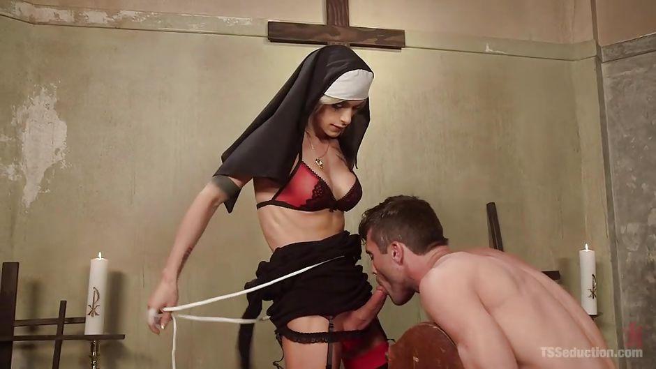Best of Transexual Nun Porn