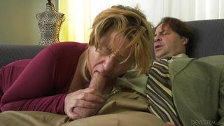 It Was Impossible To Refuse Her  Horny Grannies Love To Fuck #12