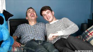 Gay Boys Love To Suck On Hard Cocks