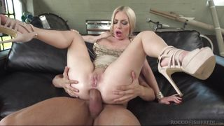 Isabella Clark Gets Fucked In The Ass  Rocco's Dirty Girls #07