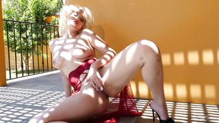 Lustful Blonde Babe Needs Your Dick  Sexually Explicit #07