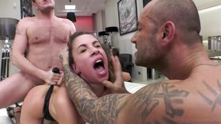 Wild Orgy  Rocco & Kelly: Sex Analysts