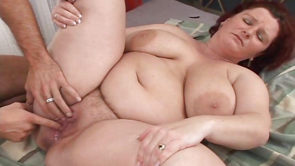 Big Ass Mature Anal Creampie