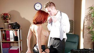 Redhead Milf Wants A Dick  My Daughter's Boyfriend #10
