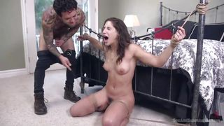 Submit To The Master For A Hard Fucking And Whipping