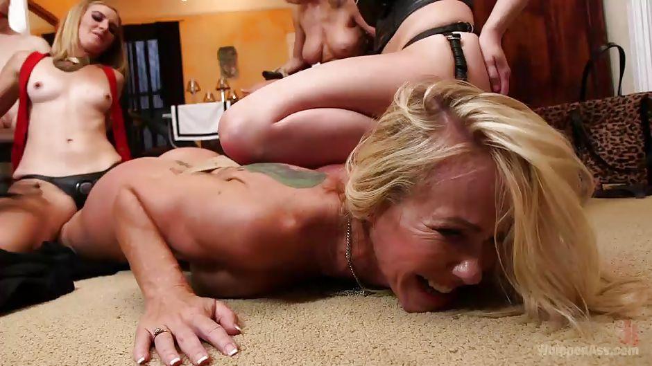 Lesbian Orgasm Denial Bondage