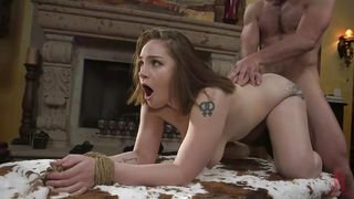 Hadley Mason Was Punished, Humiliated And Fucked