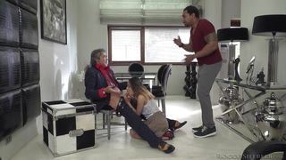 The Main Role For A Blowjob  Rocco's Psycho Teens #12