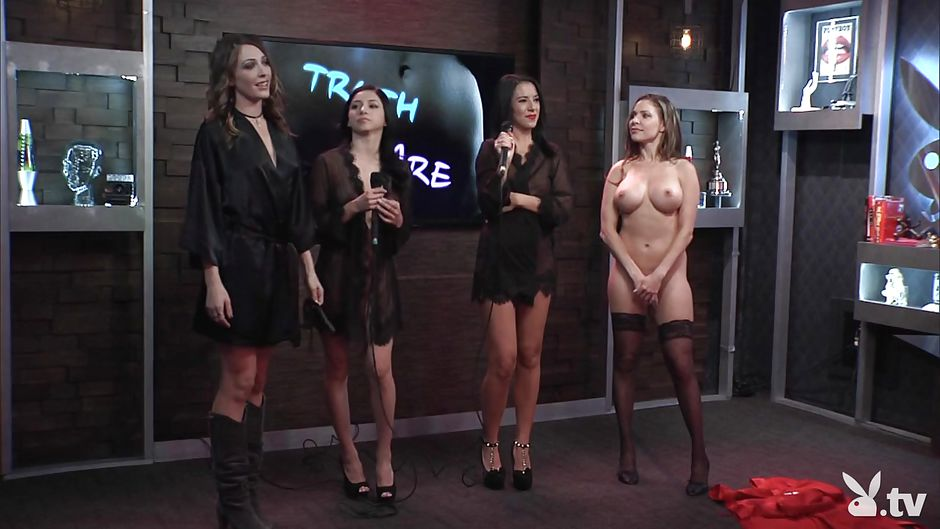 game nudity Tv show
