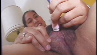 Her Big Hairy Pussy