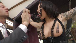 Rocco Is A Cruel Master  Rocco's Perfect Slaves #05