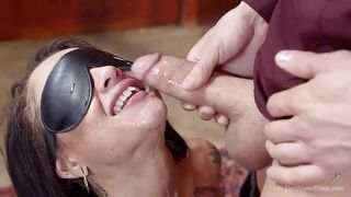 Kink-Can She Guess What's Being Stuck In Her Mouth? PornZek.Com
