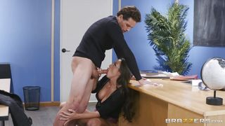Slutty Teacher Knows How To Stimulate Her Students