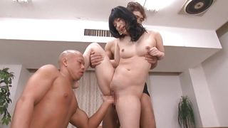 Fingering Her Shaved Pussy Until She Obeys