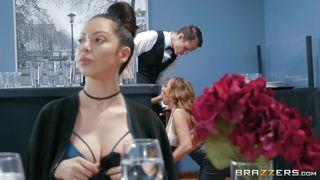 Richelle Takes A Cock Break