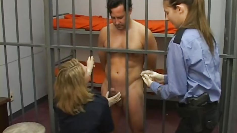 guard porn inmate Prison female