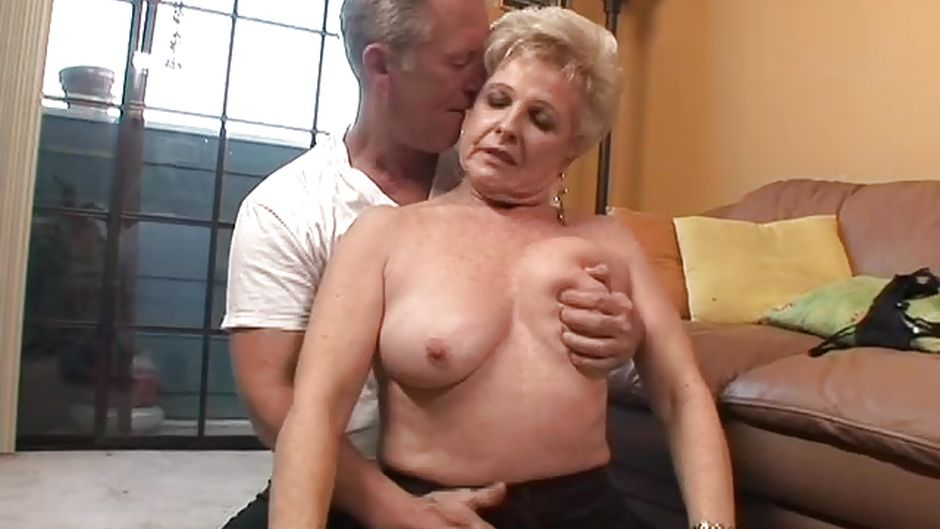 Mom and son massage leads to sex and cumshot