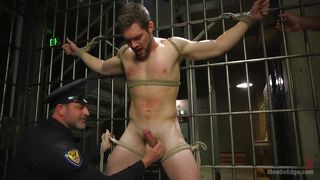 Punished In Prison For His Dirty Acts