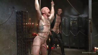 Slave Gets Anally Violated By The Master