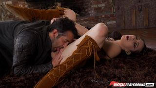 Vintage Roleplay Made Her Cum Vigorously  Quest