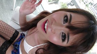 Erotic Ladyboy Is Hard For Her Man  Ts Factor #02