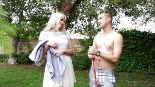 Blonde Mommy Needs Her Boy  Milfs Seeking Boys #09