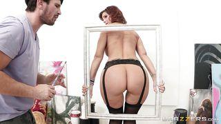 Her Ass Deserves To Be Framed
