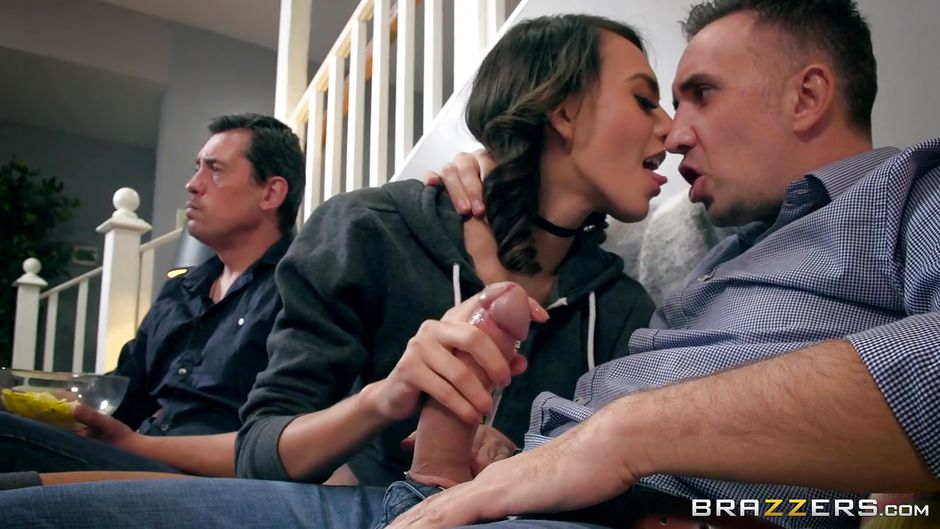Janice griffith keiran lee brazzers