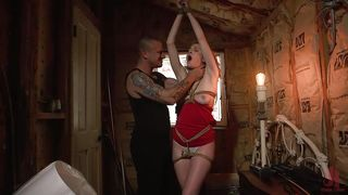 Ashley Lane Gets Fucked In Some Abandoned House