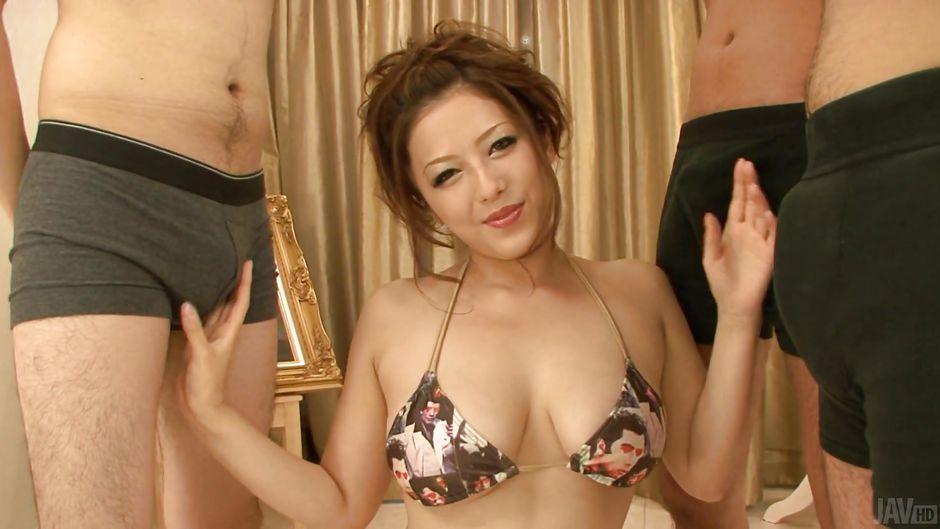 Cum japanese whore
