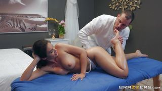 Lascivious Masseur Fucks His Clients