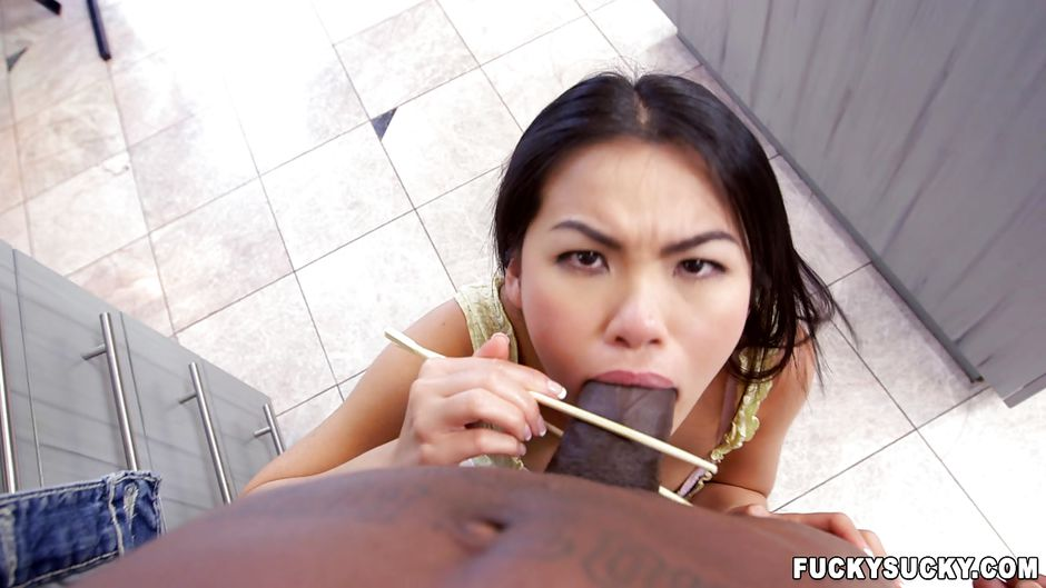 """Cindy Starfall in """"Asian Hottie Goes Sucky Sucky On A Big ..."""
