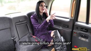 Porn Star In Fake Taxi