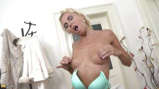 Old, Horny, Blonde