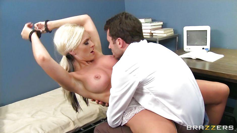 Tit boob torture-8826