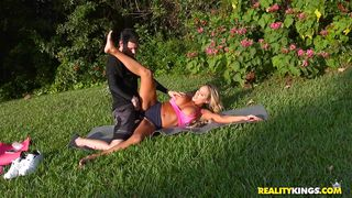 Yoga Teacher Milf Loves To Be Fingered
