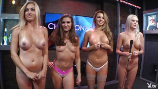 Chuy Quizzes The Hot Babes  Season 15 Ep. 714