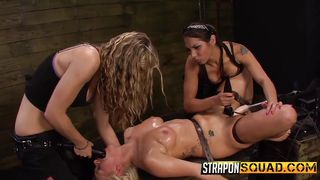 Blonde Slave Used For Fun