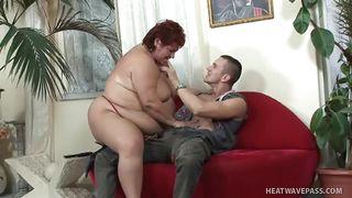 Bbw Forever-Obese Housewife Tastes Hunk Neighbor's Dick PornZek.Com