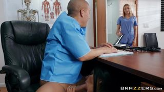 Busty Latina Sucked Xander's Dick To Pay For The Treatment
