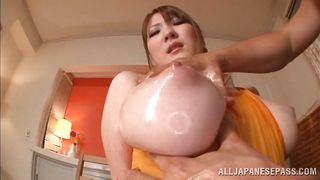 Japanese Babe Showing Tits And Buttocks