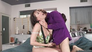 Hungry For Cock Dana Gets Banged Out